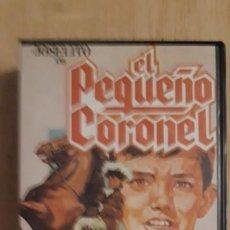 Cine: 1 VDEO VHS DE.** EL PEQUEÑO CORONEL. JOSELITO . ** 1959 . ANTONIO DEL AMO. SIN REVISAR . Lote 195809590