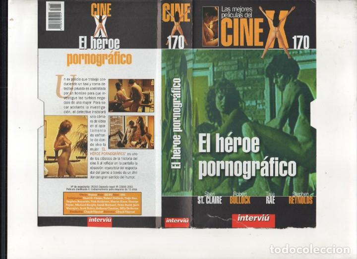 Peliculas porno de claire Vhs El Heroe Pornografico Sheri St Claire Sold Through Direct Sale 196067302