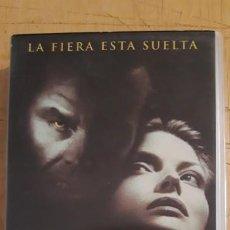 Cine: 1 VIDEO VHS DE ** .LOBO NOCHOLSON. PFEIFER** 1994 COLUMBIA . SIN REVISAR .. Lote 196076905