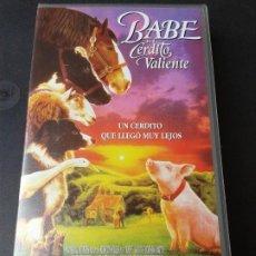 Cine: BABE EL CERDITO VALIENTE- UNIVERSAL. Lote 196161861