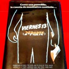 Cine: VIERNES 13. 2ª PARTE (1981) - FRIDAY THE 13TH, PART 2 C&C VIDEO. Lote 196236250