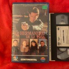 Cine: LA HERMANDAD DE LA ROSA PELÍCULA VHS. Lote 197038518