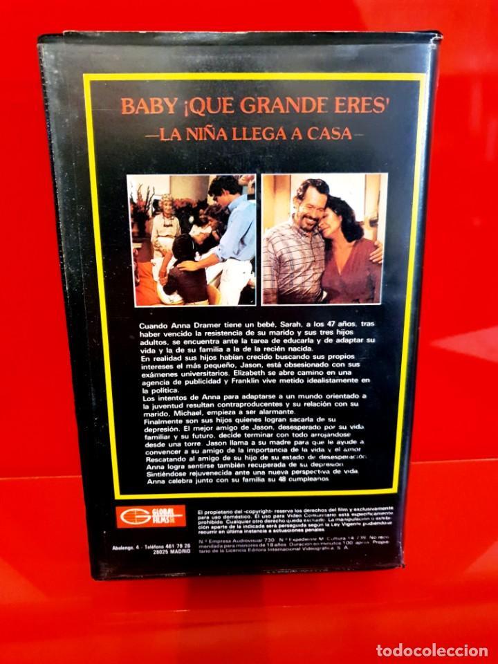 Cine: BABY, ¡QUE GRANDE ERES! - La Niña Llega a Casa (1980) - Foto 2 - 197661153