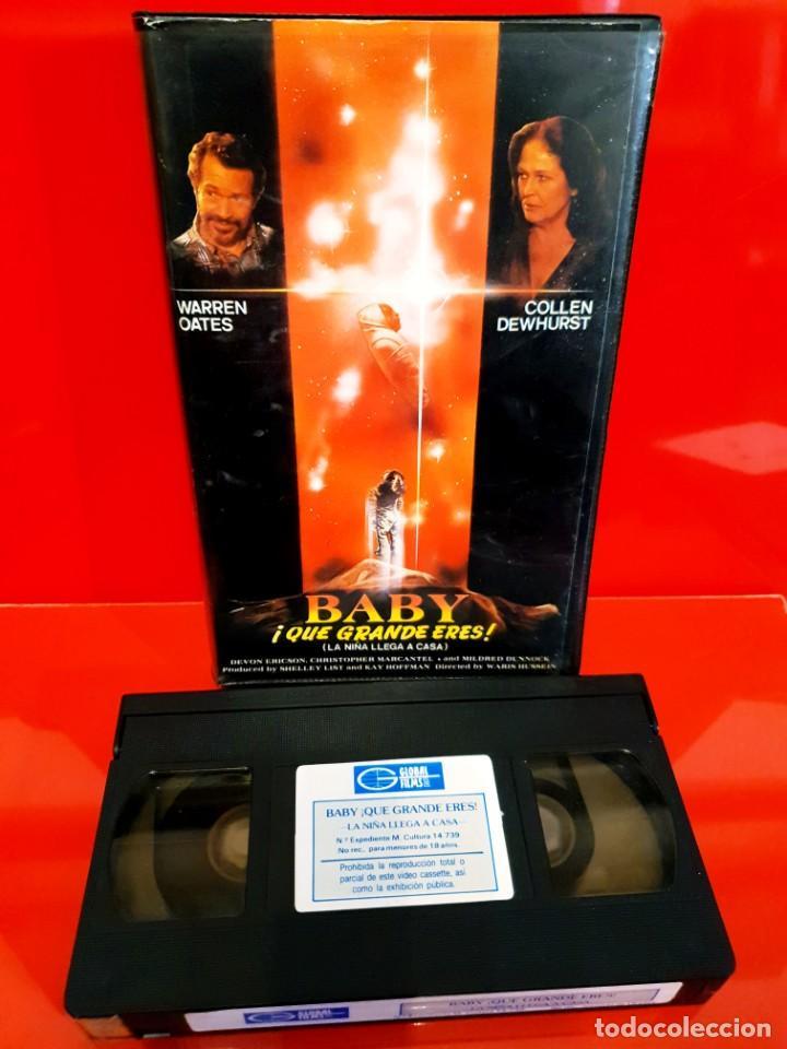 Cine: BABY, ¡QUE GRANDE ERES! - La Niña Llega a Casa (1980) - Foto 3 - 197661153