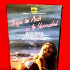 Cine: JUEGOS DE AMOR EN LA UNIVERSIDAD (1985) - ROB REINER, JOHN CUSACK . Lote 198832737
