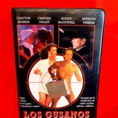 Cine: LOS GUSANOS NO LLEVAN BUFANDA (1991) - J. FRADE. Lote 199174821
