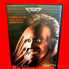 Cine: RESONATOR (1986) - TERROR. CIENCIA FICCIÓN. Lote 199175085