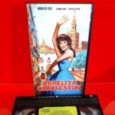 Cine: ABUELITA CHARLESTON (1962). Lote 199233718