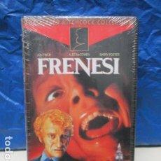 Cine: VHS - FRENESI: ALFRED HITCHCOCK - NUEVO Y PRECINTADO.. Lote 199420048