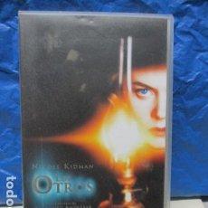 Cine: VHS - LOS OTROS - ALEJANDRO AMENABAR / NICOLE KIDMAN. Lote 199420950