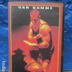Cine: VHS - THE QUEST, EN BUSCA DE LA CIUDAD PERDIDA - VAN DAMME. Lote 199421953