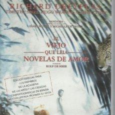 Cine: EL VIEJO QUE LEIA NOVELAS DE AMOR. Lote 201196962