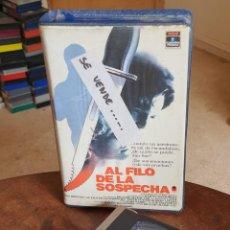 Cine: AL FILO DE LA SOSPECHA - RICHARD MARQUAND - GLEN CLOSE , JEFF BRIDGES - RCA 1986. Lote 201933887