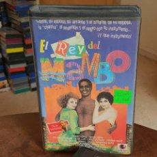 Cine: EL REY DEL MAMBO - CARLES MIRA - CHARO LOPEZ , KELVIN GARVANNE - RECORD 1990. Lote 201934392