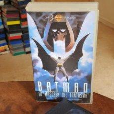 Cine: BATMAN LA MASCARA DEL FANTASMA - DC COMICS - WARNER BROSS 1993. Lote 201934613
