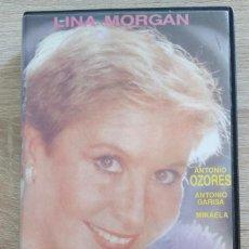 Cine: VHS - VAMPIRESAS 1930 - LINA MORGAN, MIKAELA, ANTONIO OZORES, JESÚS FRANCO - JESS FRANK. Lote 202632552
