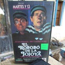 Cine: EL ROBOBO DE LA JOJOYA - ALVARO SAENZ HEREDIA - MARTES Y TRECE - RECORD. Lote 203076185