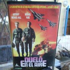 Cine: DUELO EN EL AIRE - FRITZ KIERSCHS - ANTHONY MICHAEL HALL , MICHAEL PARE - RECORD 1992. Lote 203077017