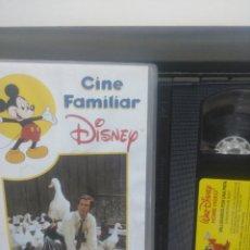 Cine: MILLONARIOS POR UNA PATA. VHS. Lote 203806147