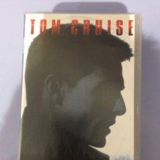 Cine: MISIÓN IMPOSIBLE VHS. Lote 203933620