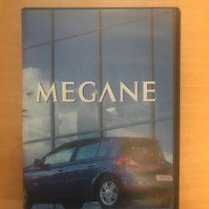 Cine: RENAULT MEGANE, CINTA PROMOCIONAL VIDEO VHS - EDICIÓN 2002. Lote 203942666
