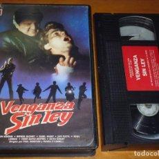 Cine: VENGANZA SIN LEY - TOM HARDINI, BRENDA BAZINET, PAUL DONOVAN - VHS. Lote 204001616