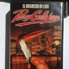 Cine: EL REGRESO DE LOS PERROS CALLEJEROS GILBERTO GARZON. Lote 204806465