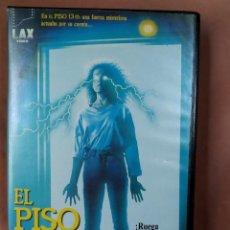Cine: EL PISO 13 TH - VHS. Lote 204844261