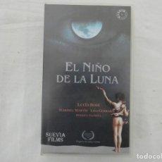 Cine: VHS - EL NIÑO DE LA LUNA - VILLARONGA - RAREZA. Lote 205463622