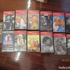 Cine: 13 PELÍCULAS EN VHS DE MARILYN MONROE. Lote 205837128