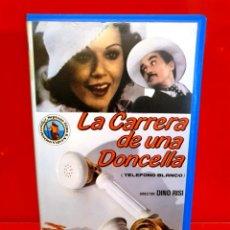 Cine: LA CARRERA DE UNA DONCELLA (1976) - TELEFONI BIANCHI. Lote 206410311