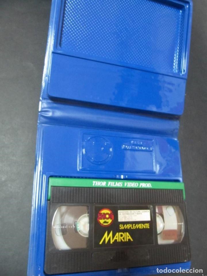 Cine: VHS Simplemente Maria - Foto 3 - 206787760