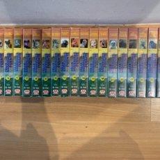 Cine: LOTE DE PELÍCULAS VHS FÉLIX RODRÍGUEZ DE LA FUENTE. Lote 206887728