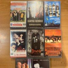 Cine: LOTE DE PELÍCULAS VHS. Lote 206945201