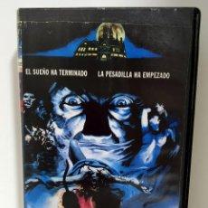 Cine: LA MANSION DE CTHULHU. JUAN PIQUER SIMON, FRANK FINLAY, MARCIA LAYTON. TERROR VHS. Lote 207045780