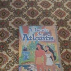 Cine: VHS LA LEYENDA DE LA ATLÁNTIDA. Lote 207140975