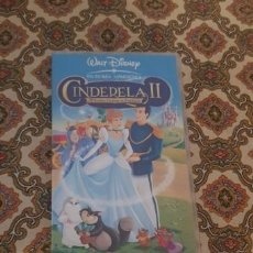 Cine: VHS CINDERELA II. Lote 207141770