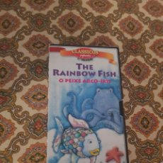 Cine: VHS THE RAINBOW FISH. Lote 207144301