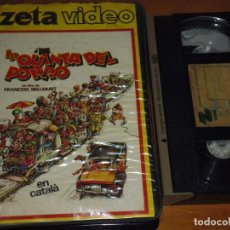 Cine: LA QUINTA DEL PORRO - FRANCESC BELLMUNT - EDICION EN CATALÁN - VHS. Lote 207237737