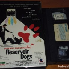 Cine: RESERVOIR DOGS . VHS - PEDIDO MINIMO 6 EUROS. Lote 207238046