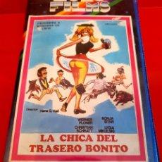 Cine: LA CHICA DEL TRASERO BONITO (1975) - EURO FILMS ... CLASIFICADA S. Lote 207255691