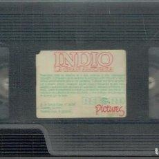 Cine: INDIO LA GRAN AMENAZA. Lote 207301778