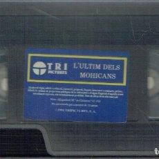 Cine: L'ULTIM DELS MOHICANS. Lote 207302186