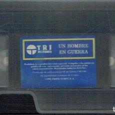 Cine: UN HOMBRE EN GUERRA. Lote 207302397