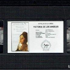 Cine: VICTORIA DE LOS ÁNGELES. Lote 207302607