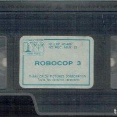 Cine: ROBOCOP 3. Lote 207302752