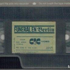Cine: FUNERAL EN BERLÍN. Lote 207302825