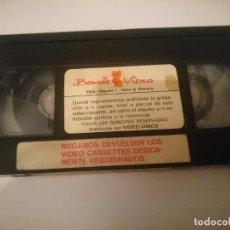 Cine: VHS - HEIDI -CAPITULO 1 - HACIA LA MONTAÑA -ORIGINAL VIDEOCLUB AÑOS 80 -NO SE SI FUNCIONA. Lote 207312620