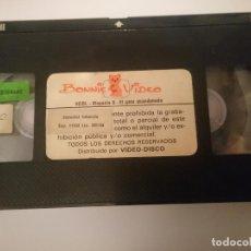 Cine: VHS - HEIDI - 8 - EL GATO ABANDONADO -ORIGINAL VIDEOCLUB AÑOS 80 -NO SE SI FUNCIONA. Lote 207312777