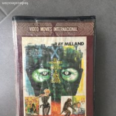 Cine: EL HOMBRE CON RAYOS X EN LOS OJOS. Lote 207619280